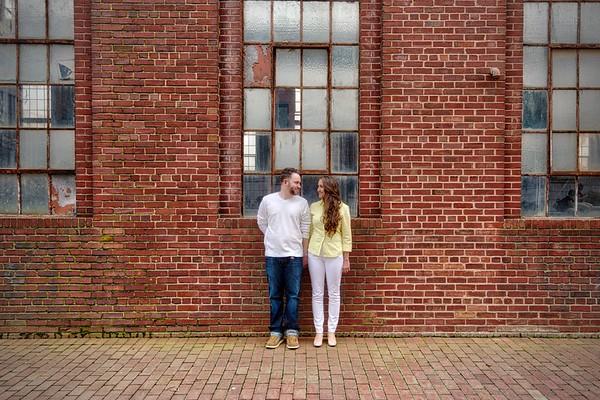 Lizabeth & Joel's Engagement Photos