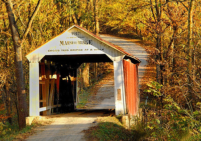 Turkey Run State Park, Indiana, October 2010