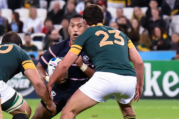2015 - Rugby World Cup - South Africa vs USA