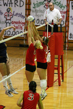 OWU Volleyball : Allegheny
