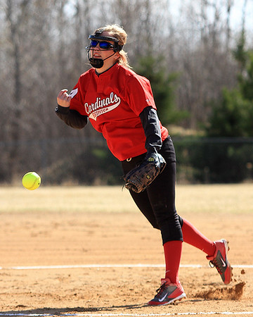 2015 Cromwell Cardinals Softball