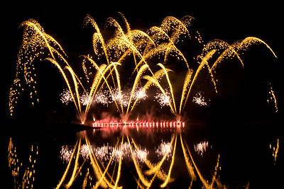 Global Fest Fireworks Grand Finale 2011