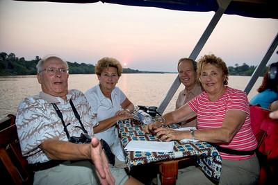 Sunset Cruise Victoria Falls
