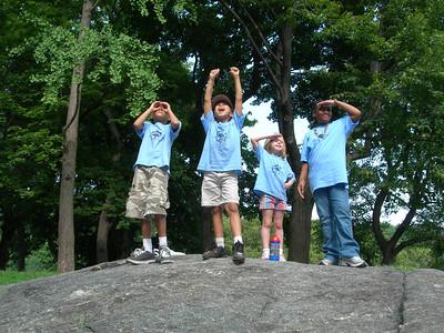 Camp Central Park