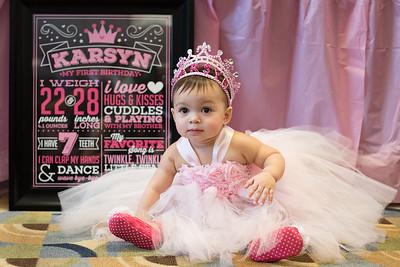Karsyn's First Birthday