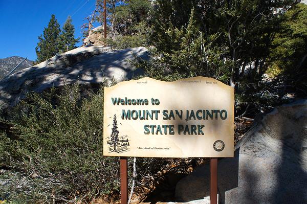 Mt San Jacinto - 9/27/14