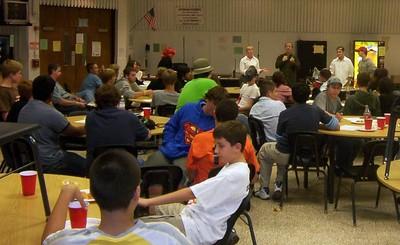 2005-09-27 Team Meeting