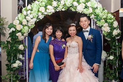 Wen Jie & April Big Day