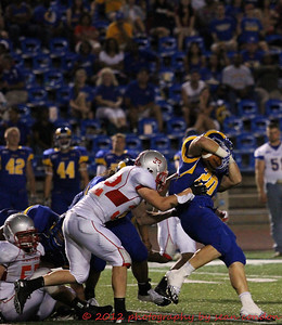 2012 Western State at San Angelo State