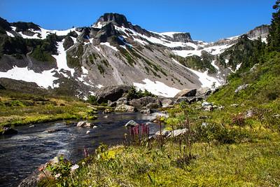 Mt. Baker  Mt Shuksan