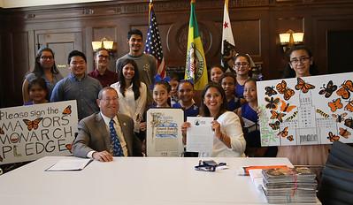 Mayors' Monarch Pledge