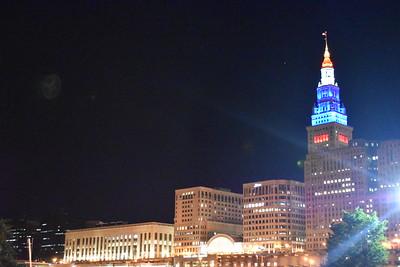 2018-07-06 Cleveland Indians vs. Oakland Athletics