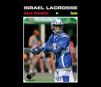 Israel Dave Franklin TOPPS1971 (ELC2012)