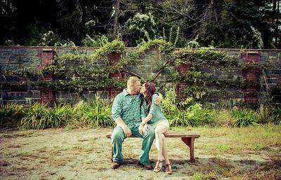Kelley & Dan engagement