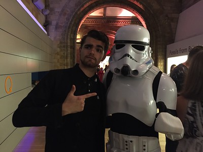 Star Wars VIII Wrap Party