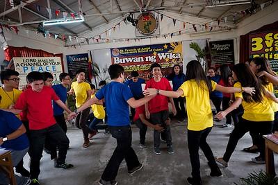 Buwan ng Wika 2014 HS Sabayang Pagbigkas