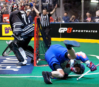 Edmonton Rush @ Toronto Rock 07 Apr 2012