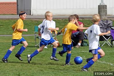 U.P. Fire Soccer