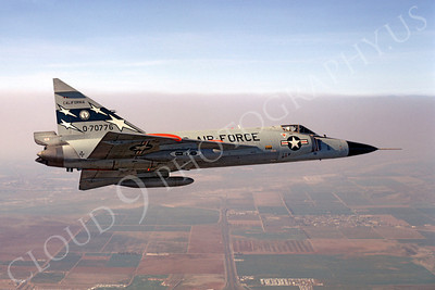 Flying Air National Guard Convair F-102 Delta Dagger  Airplane Pictures