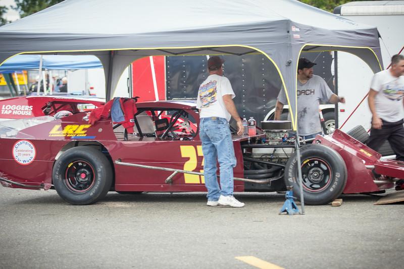 Modified Shootout Douglas County Speedway