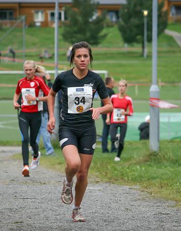 NM Terrengløp  -  2008