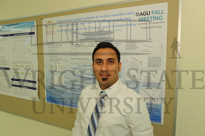 13740 Iranian Earth and Environmental Sciences student Behzad Ghanbarian for Newsroom 5-28-14