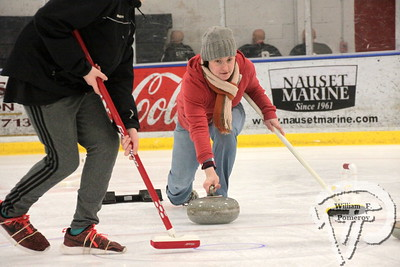 CHARLES MOORE ARENA — curling ● Orleans, MA 2 . 18 - 2017