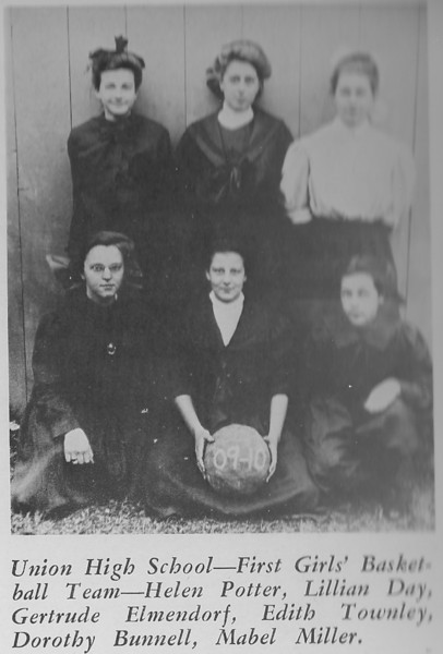 First UHS girls basketball team.jpg