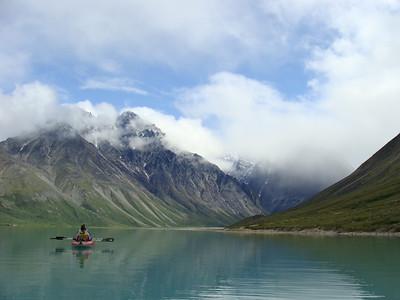 Hiking and Kayaking