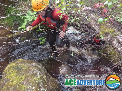 8th June Canyoning Half day