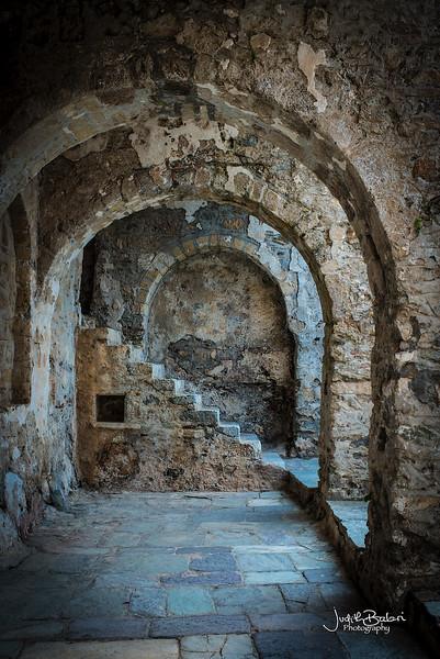 Mystras , Greece