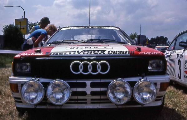 Vorderpfalz Rallye 1983
