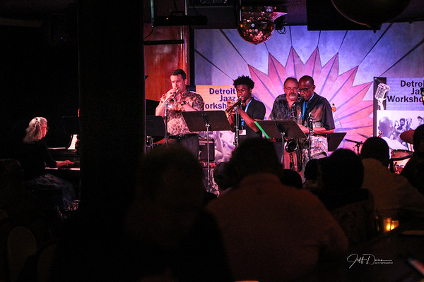 Detroit Jazz Workshop - Thelonious Monk Combo - 7-14-2019