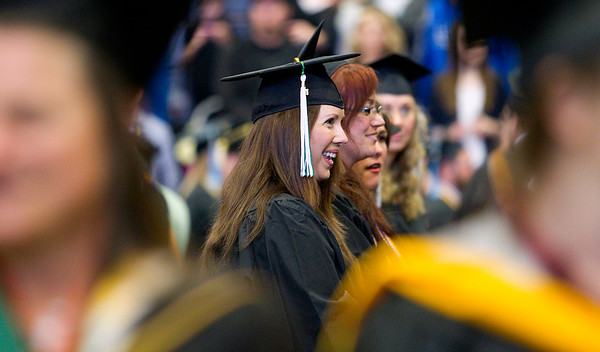 April 30, 2016: Northwestern Michigan College Commencement