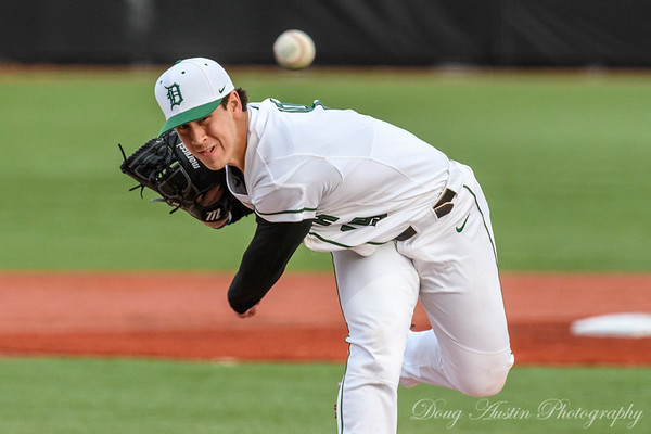 Quinnipiac vs Dartmouth Baseball