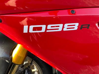 Ducati 1098R (ATCF) on IMA