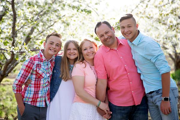 Grunander Family - 2019