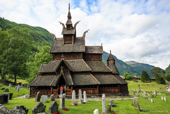 Norvège Historique