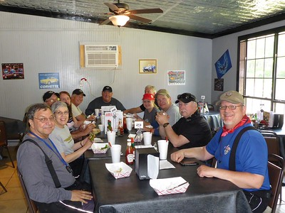 2015 5/3 Ride to The Hamburger Store in Jefferson