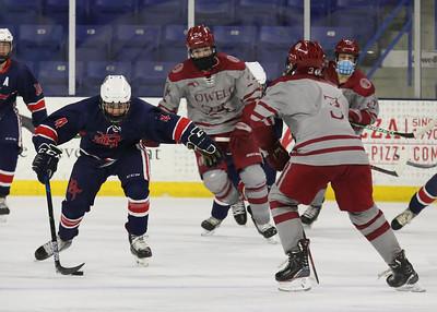 Lowell vs Dracut hockey 012021
