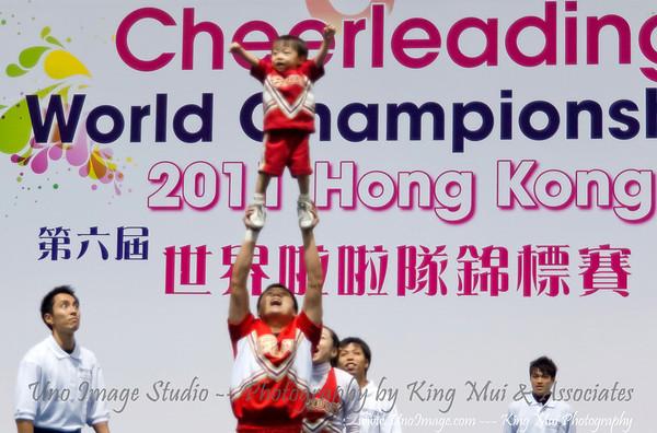 2011 World Cheerleading Championships @ Hong Kong