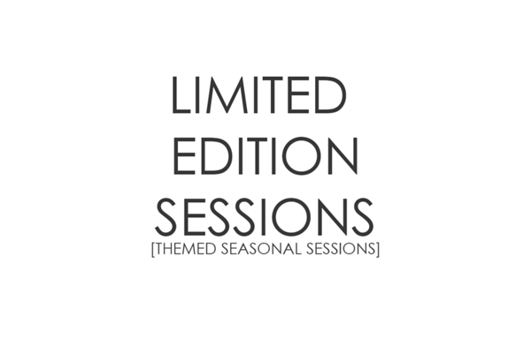 {2018   Limited Edition Sessions}