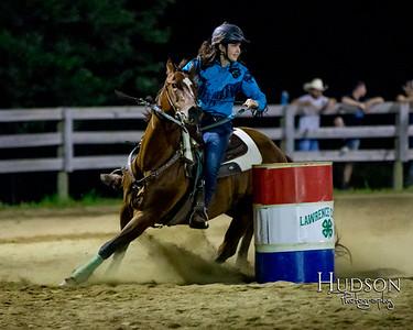 15. Clover Leaf Barrels Ponies  Sr. Rider
