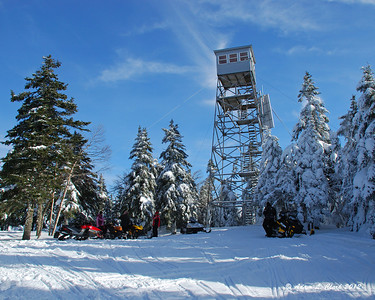 Snowmobiling 2012
