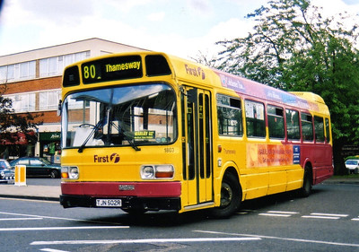 Brentwood's buses - Thamesway