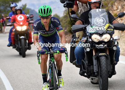 Vuelta a España - Stage 20:  Benidorm > Alto de Aitana / Air Force Squadron, 193kms