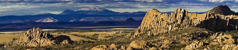 Dell, Chino Grasslands and Bill Williams Mountain