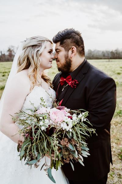 Ashlee and Jose Roman Wedding