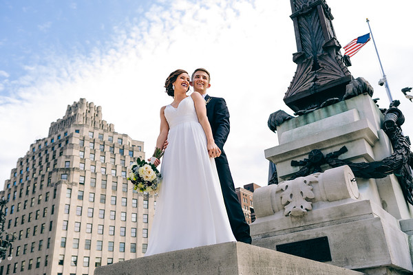 Rebekah & Joe, the wedding