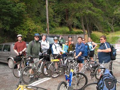 Lopez Island bike tour